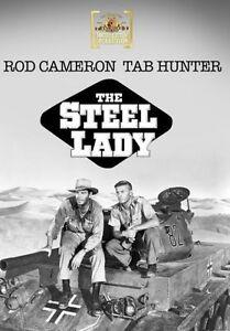 THE STEEL LADY (1953 Rod Cameron, Tab Hunter) - Region Free DVD - Sealed
