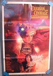 1984-STAR-WARS-Caravan-of-Courage-1-SH-Movie-Poster-A