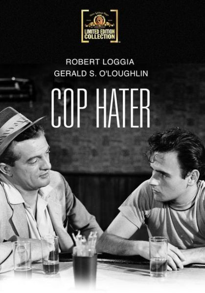 COP HATER (1958 Robert Loggia)  - Region Free DVD - Sealed