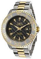 NEW Invicta Pro Diver Silver-Tone Case Watch - AT COST