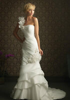 Allure Fit & Flare Wedding Gown
