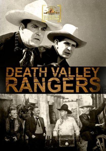 Death Valley Rangers - Region Free DVD - Sealed