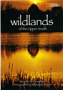 Wildlands of the Upper South - John M. Thompson (NGS) West Island Greater Montréal image 1