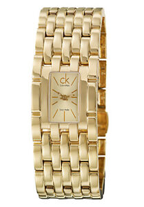 Calvin Klein Braid Women's Quartz Watch K8423209