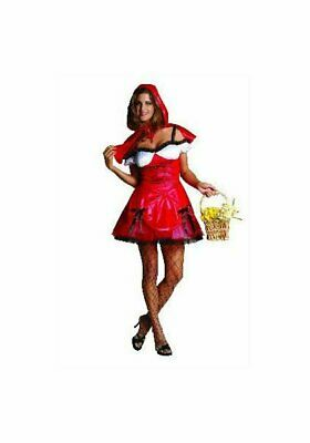 RG Costumes 81544 Lil' Red Riding - Lil Red Riding Hood Kostüm