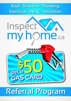 Ottawa | Home Inspector | Infrared Inspections| Starting at 150$