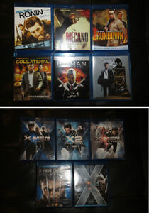 Collection de films Blu Ray / Blu ray movie collection West Island Greater Montréal image 6