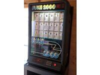 NSM Juke 2000 CD WALLBOX JUKEBOX - GREAT FOR ANY MANCAVE / GAMES ROOM