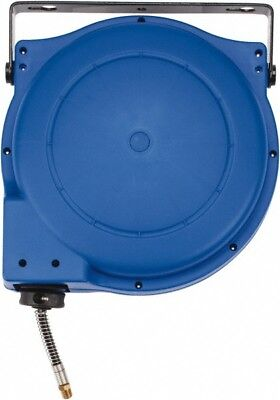 Pro-source 33 Spring Retractable Hose Reel 180 Psi Hose Included