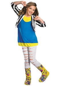 "GIRLS (10-12) Deluxe Disney Shake It Up ""CeCe"" Child Costume"
