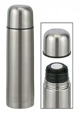 Edelstahl Isolierflasche Thermosflasche Thermoskanne Isolierkanne Flasche 0,5 L