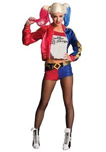 Harley Quinn costume small halloween