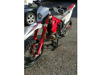 GAS GAS 250ec motocross road legal 2011 Bargain