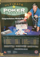 Main Event WSOP World Series of Poker ticket entry $10M prize