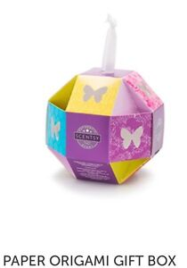 New Scentsy Origami box with 5 different scents