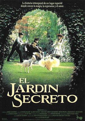 Der geheime (geheimnisvolle) Garten - Agnieszka Holland, Kate maberley DVD