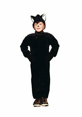 RG Costumes 70072 Child Plush Black Cat](Cat Costumes Kid)