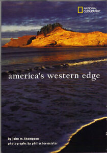 America's Western Edge - John M. Thompson (NGS) West Island Greater Montréal image 1
