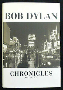 Bob Dylan-Chronicles-Hard Cover