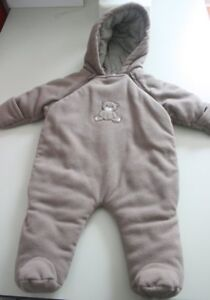 Winter suits size 3-6 m