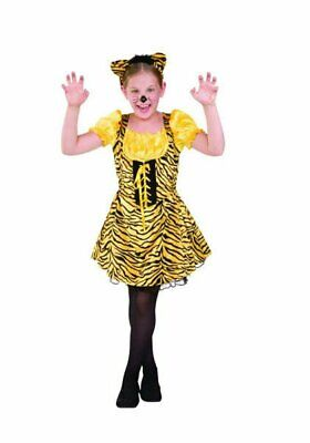 RG Costumes 91383 Juniors Sassy Tiger Costume - Tiger Dress Up Costumes