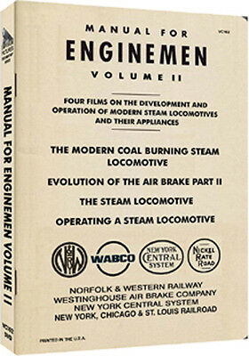 Manual For Enginemen Volume II On DVD Only One On eBay!