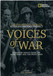 Voices of War - Tom Wiener (NGS) West Island Greater Montréal image 1