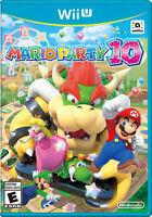 Mario Party 10 for Nintendo Wii U