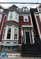 Turn of the Century Home In Downtown St. John's. Agents Welcome
