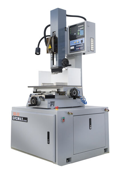 NEW GROMAX SD-32Y Drill EDM designed for workpiece with increased height to 16""