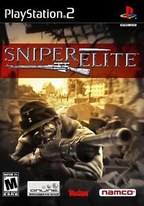 Wanted: Sniper Elite