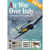 NEW! Air War Over Italy (WW2 aircraft modelling) (Valiant Wings AE8)