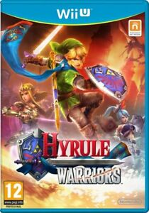 Hyrule Warriors For the Wii U For Sale
