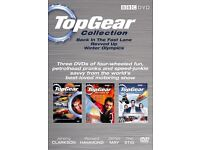 Top Gear Collection DVD Box Set