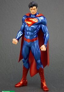 KotoBukiya DC COMICS SUPERMAN NEW 52 ARTFX+ Statue Justice League NEW