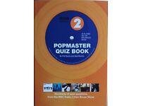 Pop Quiz Book