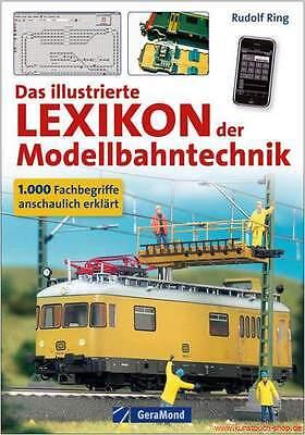 Fachbuch Das illustrierte Lexikon der Modellbahntechnik, BILLIGER, SELTEN, NEU
