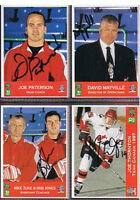 Soo Grey Hounds 1997 World Hockey Champs 30 Aautog Cards