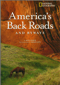 America's Back Roads & Byways - Ron Fisher (NGS)