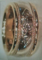 Diamonds, White Gold & Gold