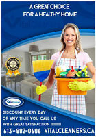 $75 SUMMER PROMOTION HELP YOU KEEP HOUSE CLEAN 1 AND 2 BED