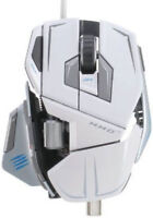 Mad Catz Cyborg M.M.O 7 Gaming Mouse white