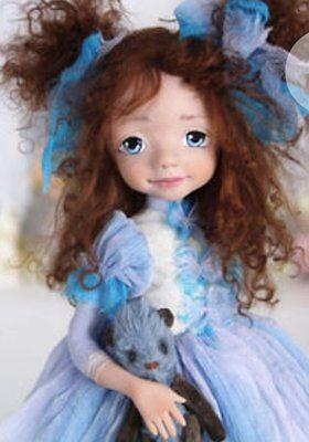 Stesha Art Doll OOAK.