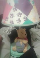 Winnie the Pooh lamp for sale