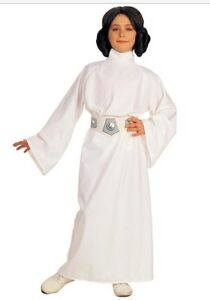 Star Wars Princess Leia- Deluxe Girls Costume