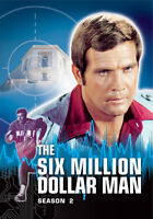 The Six Million Dollar Man Season 2 DVD Set