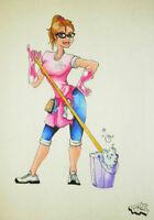 Experienced Reliable Cleaner has weekly/Biweekly openings
