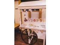 Wedding Sweet Cart Hire|Weddings|Birthdays|Christenings|Parties