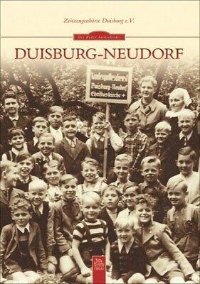 Duisburg Neudorf NRW Stadt Geschichte Bildband Bilder Buch Fotos AK Archivbilder