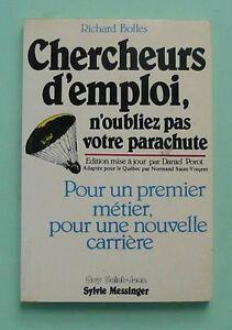 « RECHERCHE  d'EMPLOI »